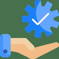 icone - maior eficiência no atendimento